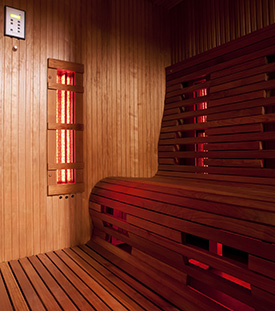 Infrared Sauna in Gatlinburg, TN